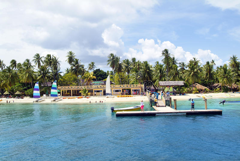 L'isola Figi immagini stock