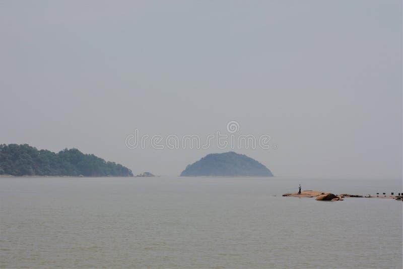 L'isola sola immagine stock libera da diritti