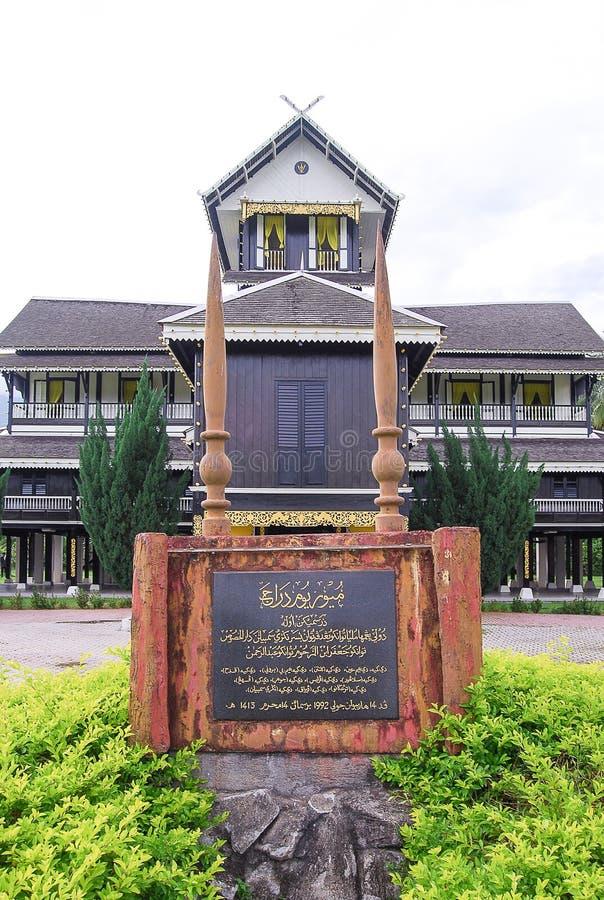 L'Istana Seri Menanti photos stock