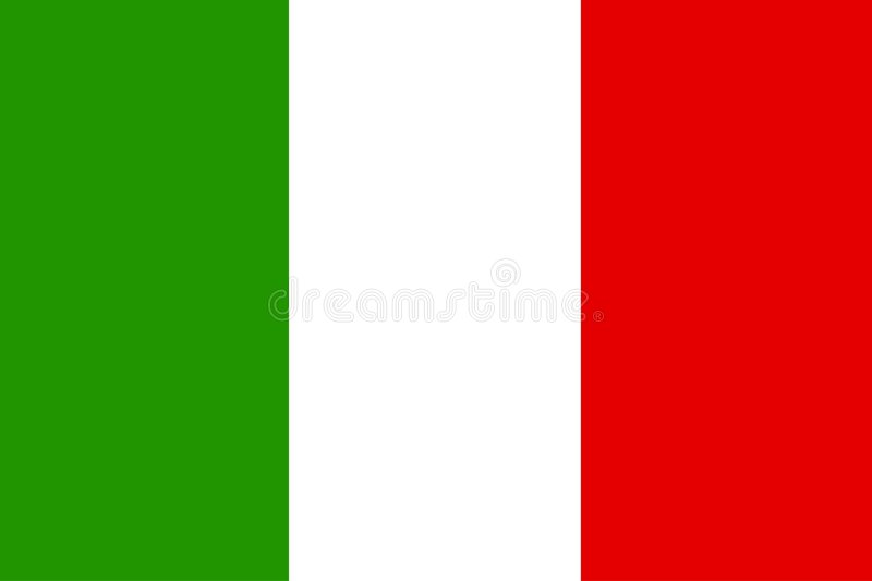 L'Italia royalty illustrazione gratis