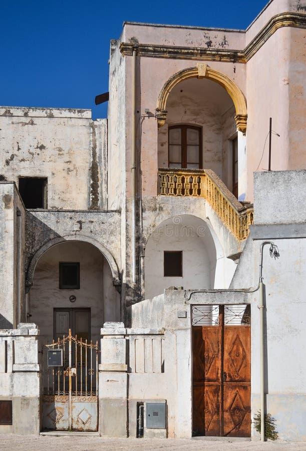 L'Italia del sud fotografie stock