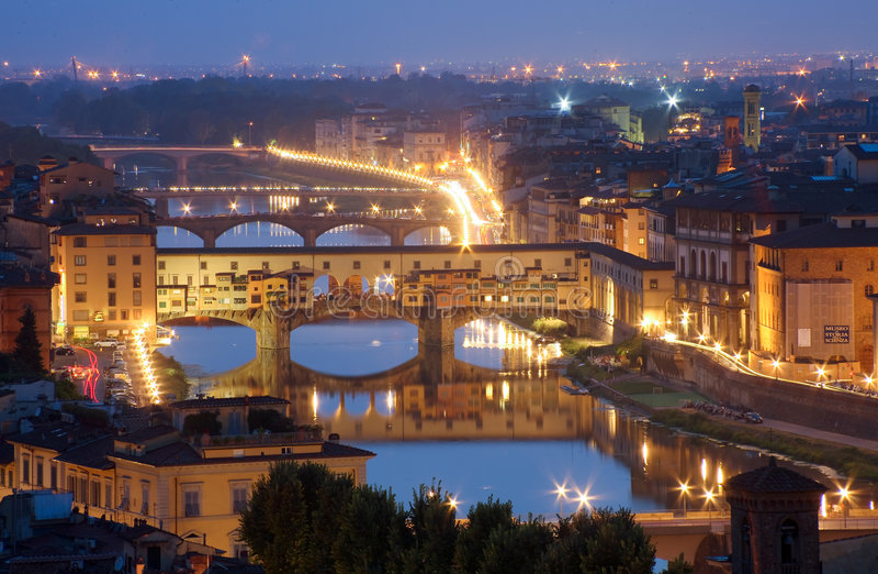 L'Italia, Firenze, Toscana, fotografia stock