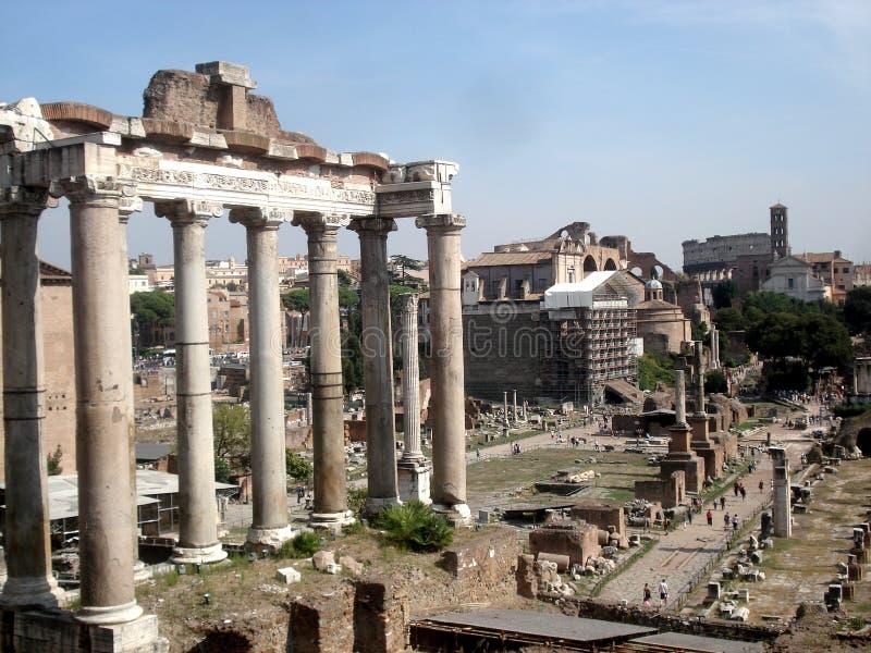 L'Italia Roma immagine stock