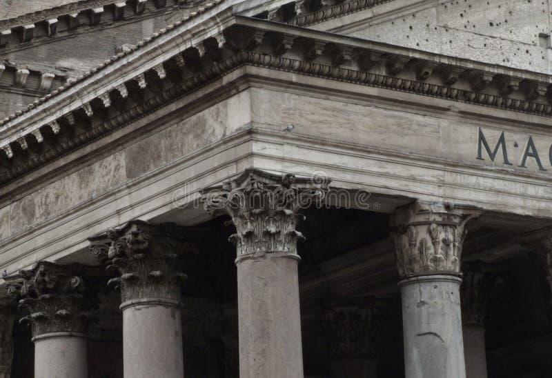 L'Italia Roma - terreni comunali creativi da gnuckx immagine stock