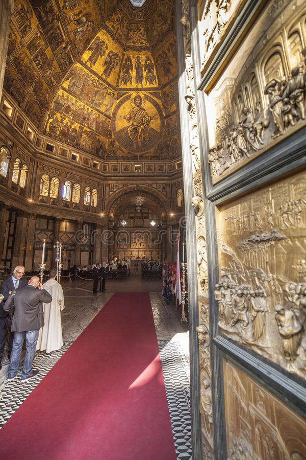 L'Italia, Toscana, Firenze fotografia stock