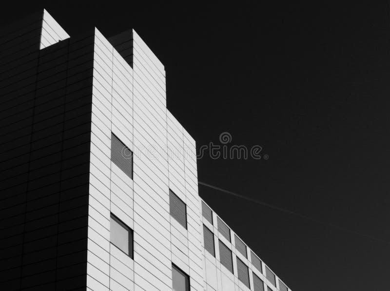 L'Italie 2012 Bâtiment d'architecture moderne photographie stock