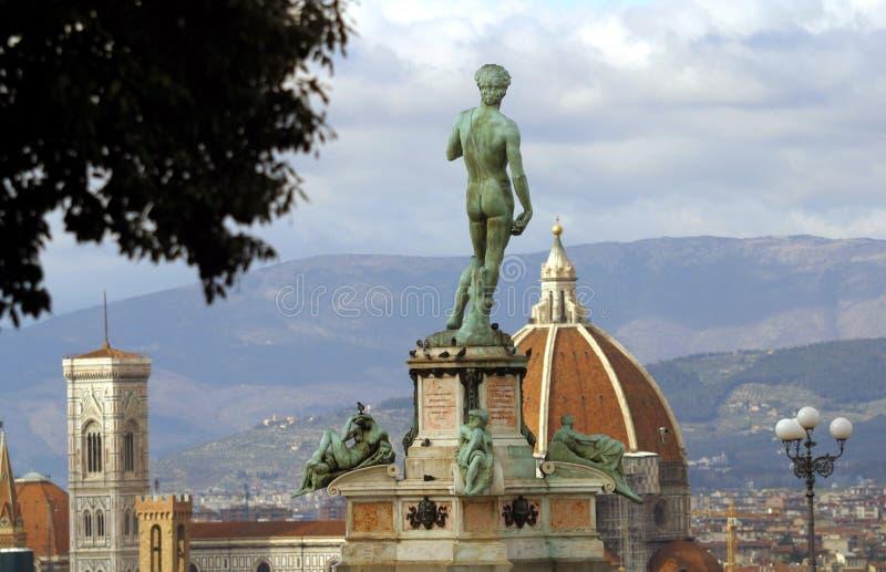 L'Italie, Florence photos libres de droits