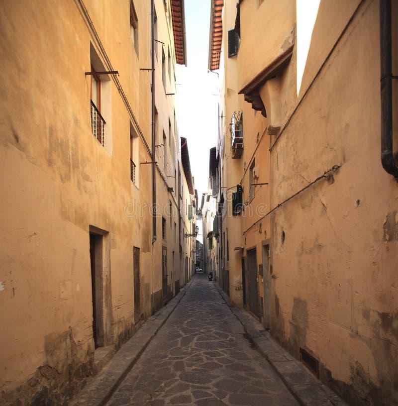 L'Italie, Florence image libre de droits