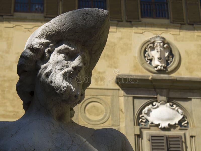 L'Italie, Florence, le palais de Medici Riccardi photos libres de droits