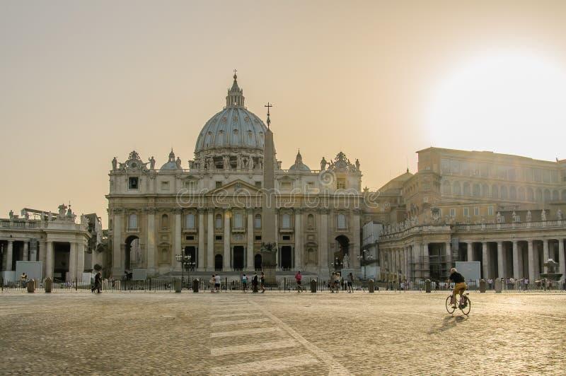 L'Italie - Rome - centre de la ville photographie stock libre de droits