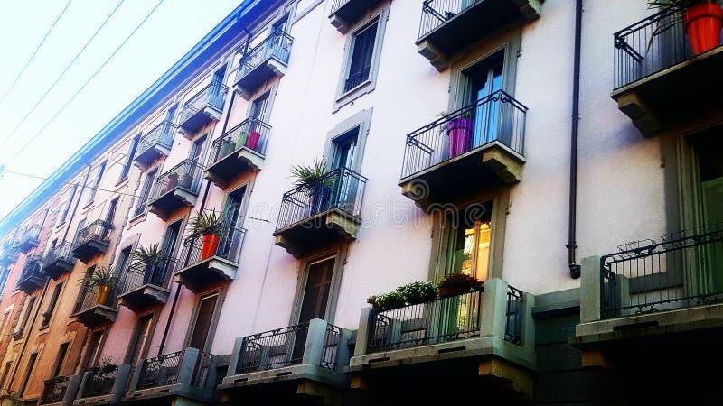 L'Italie se sent comme la maison photographie stock libre de droits