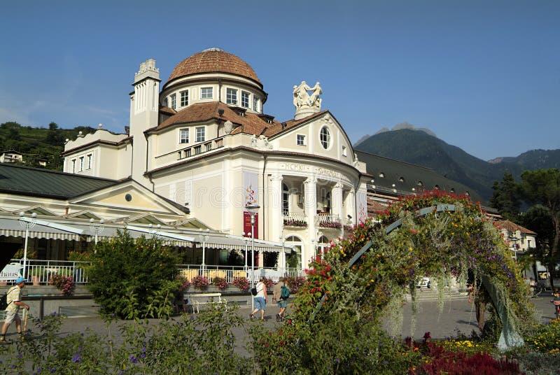 L'Italie, Tyrol du sud image stock