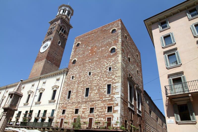 L'Italie, Vénétie, Vérone image stock
