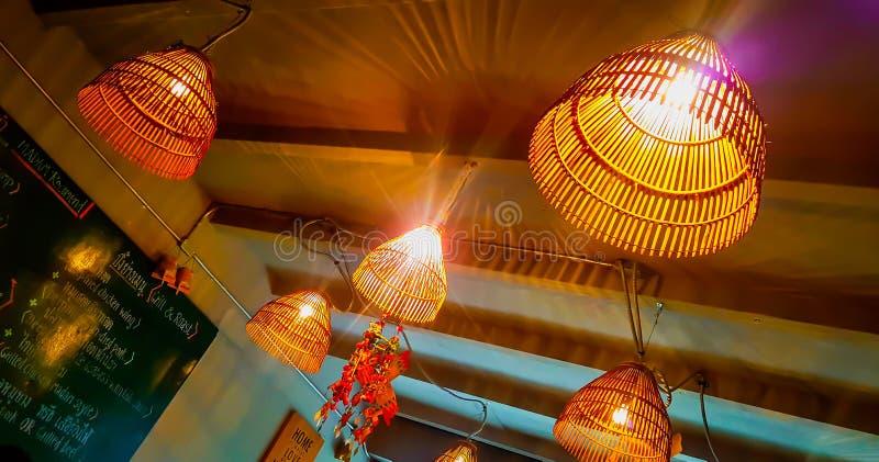 L?mpada tailandesa fotografia de stock royalty free