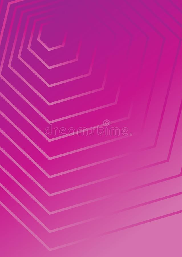 L?nea Art Design Template Fondo abstracto geom?trico fotografía de archivo