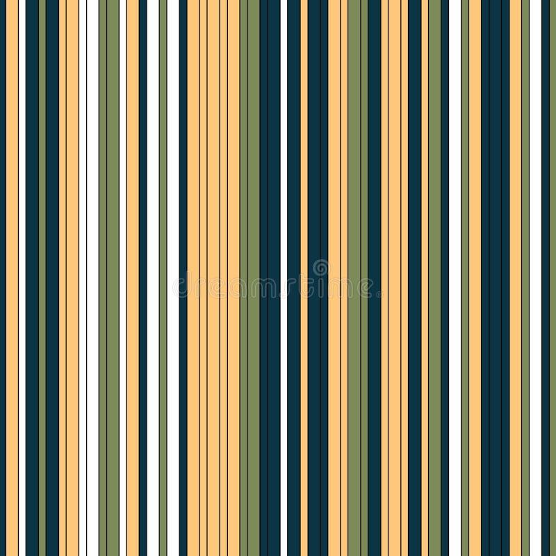 L?neas coloreadas verticales ilustración del vector
