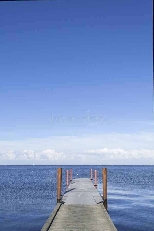 L'océan photo libre de droits