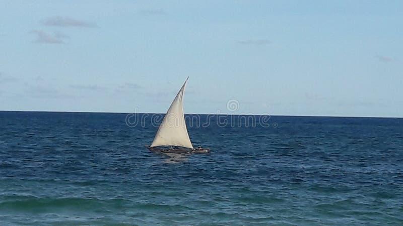 L'Océan Indien photo libre de droits
