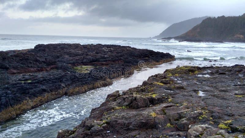 L'océan pacifique photos stock