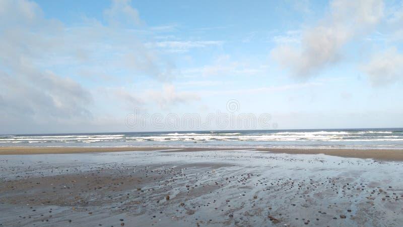 L'océan pacifique photos libres de droits