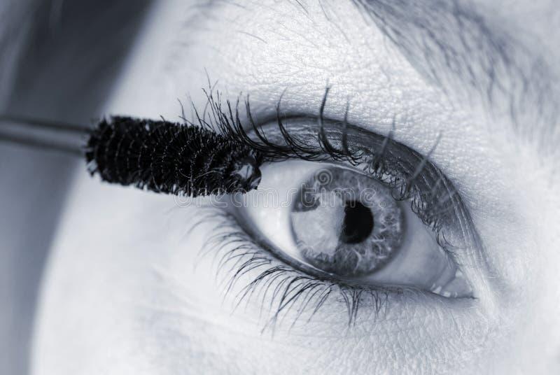 L'occhio compone fotografie stock