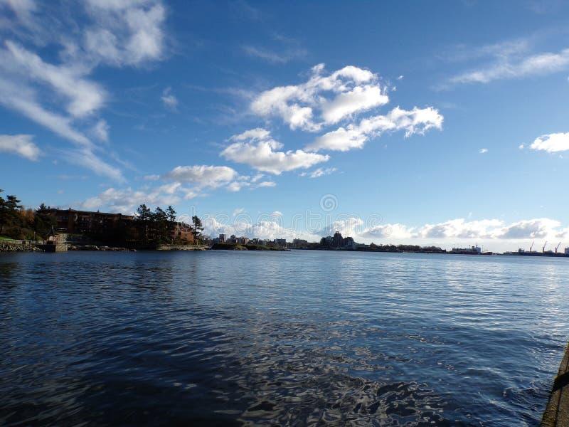 L'Oceano Pacifico fotografia stock