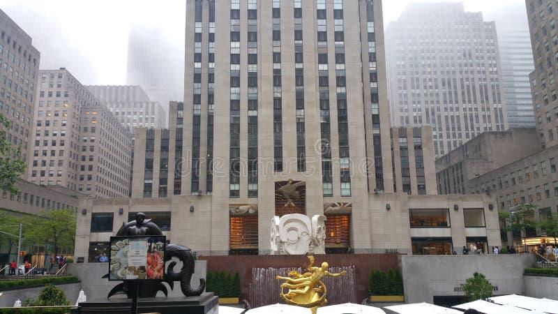 L'oeuvre d'art à New York photographie stock libre de droits