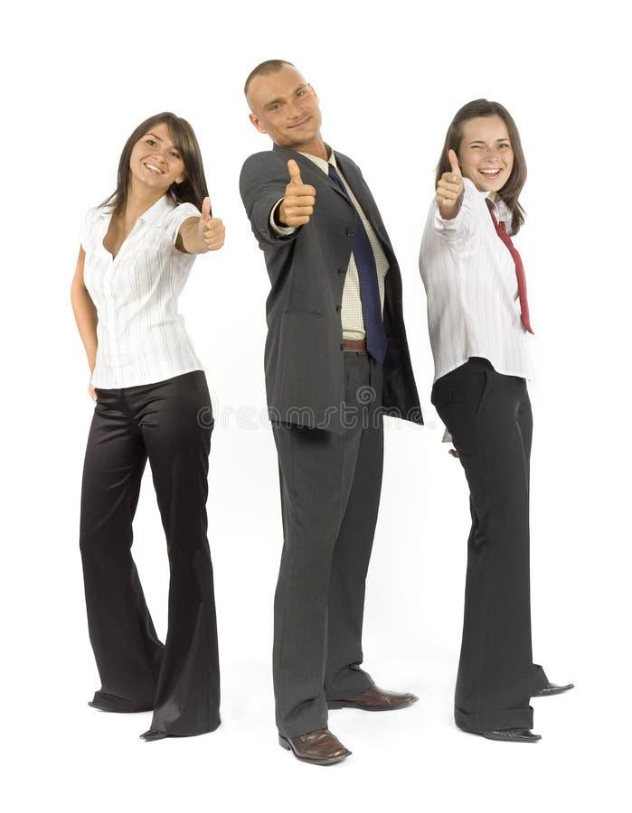 l'ok d'affaires affiche le personnel images libres de droits