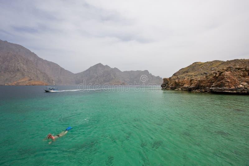 L'Oman immagini stock libere da diritti
