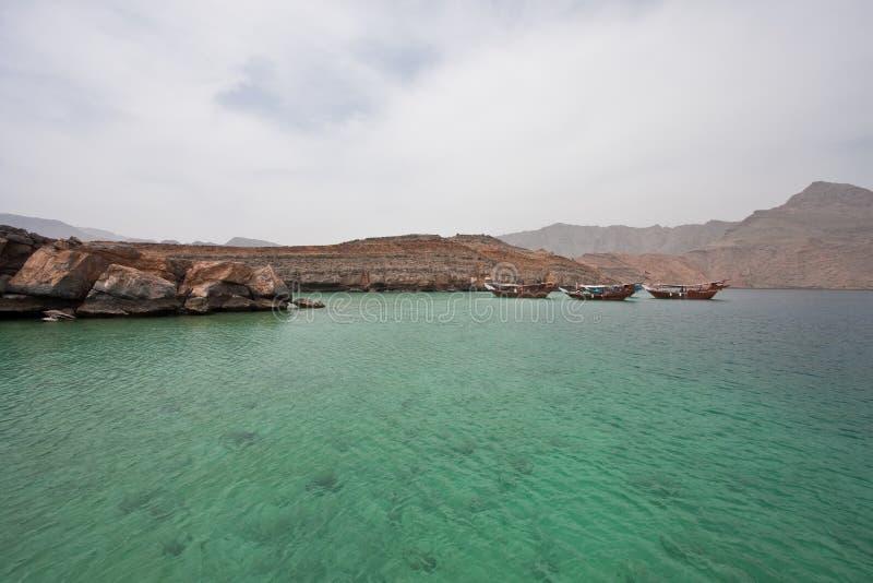 L'Oman fotografie stock