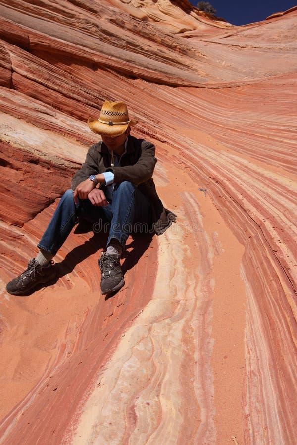 L'onde, Arizona photos libres de droits