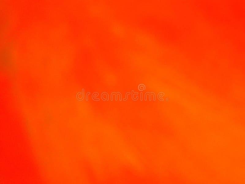 L'orange solide avec le yelllow met en valeur le fond image stock