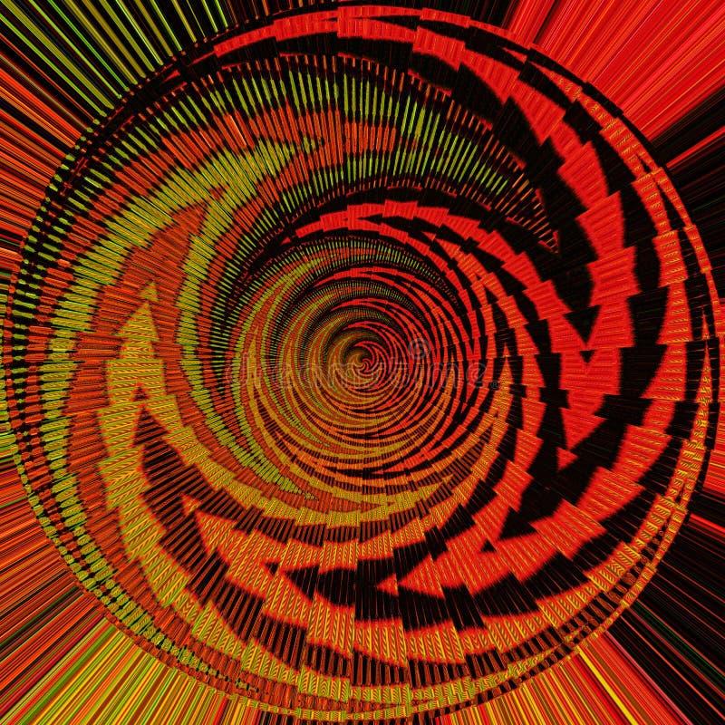 L'ornement géométrique, peut être le contexte pour la tapisserie illustration de vecteur
