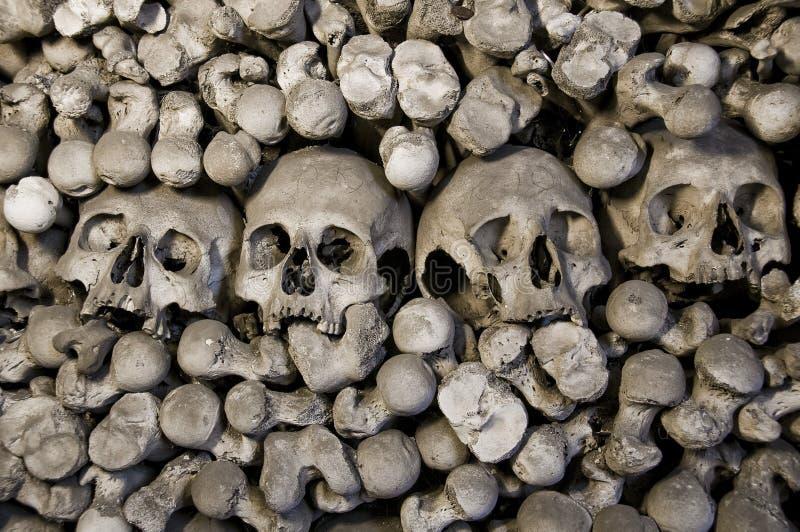 L'ossuaire photo stock