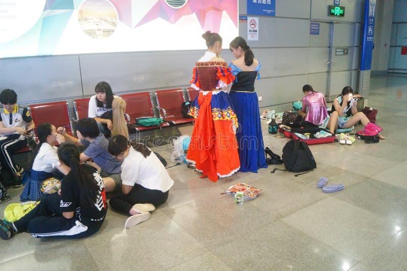 L'ottavo festival di animazione di Shenzhen immagine stock libera da diritti