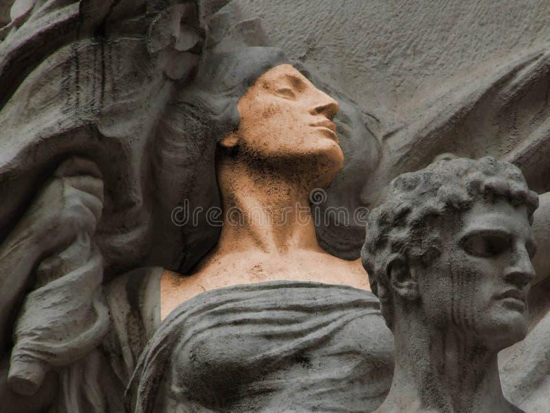 L'Roma-Italia - terreni comunali creativi da gnuckx fotografia stock