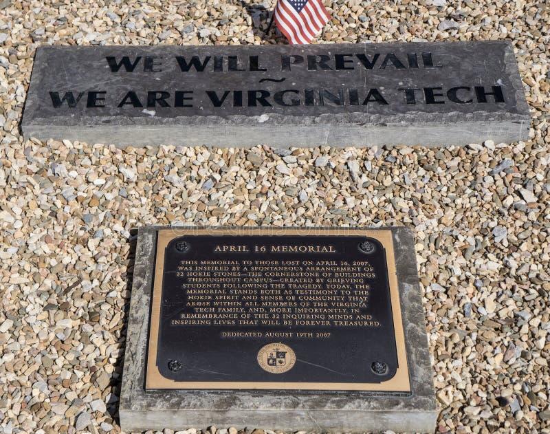"""l'""""We sont  de € de Virginia Techâ image libre de droits"""