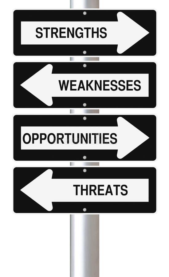 Analisi commerciale strategica immagini stock libere da diritti