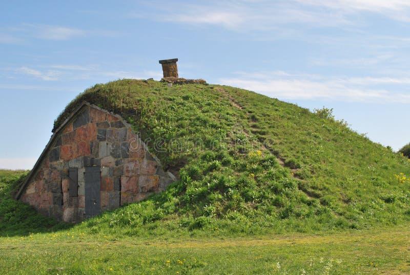L'UNESCO, forteresse de suomenlinna images libres de droits