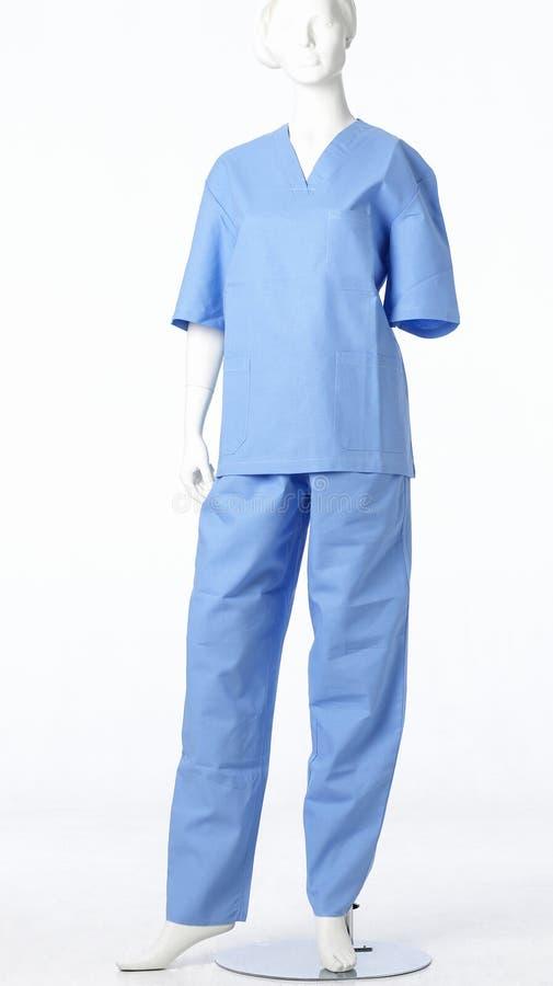 L'uniforme de l'infirmière image stock