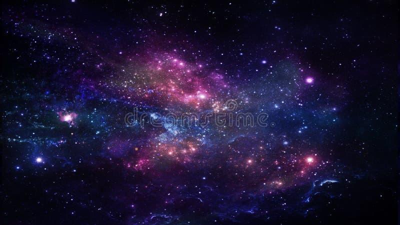 L'univers tous les matière et espace existants a considéré dans son ensemble le cosmos photos stock