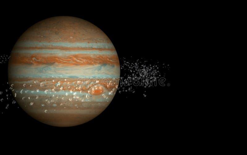 L'univers tous les matière et espace existants a considéré dans son ensemble le cosmos photo stock