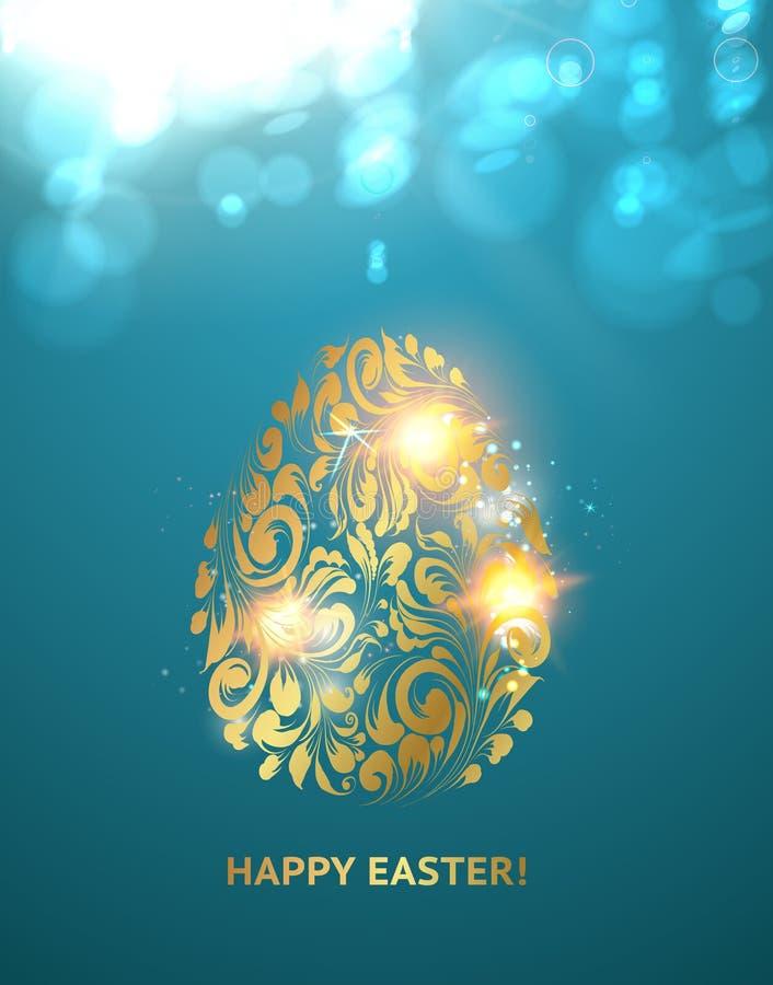 L'uovo di Pasqua royalty illustrazione gratis