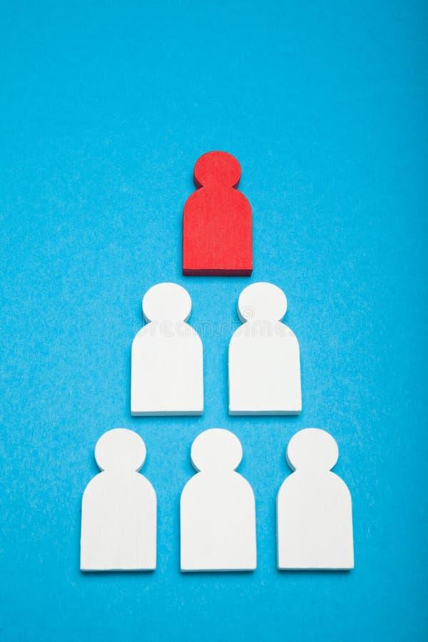 L'?valuation de location de recrue, talent choisissent, concept de crm image libre de droits