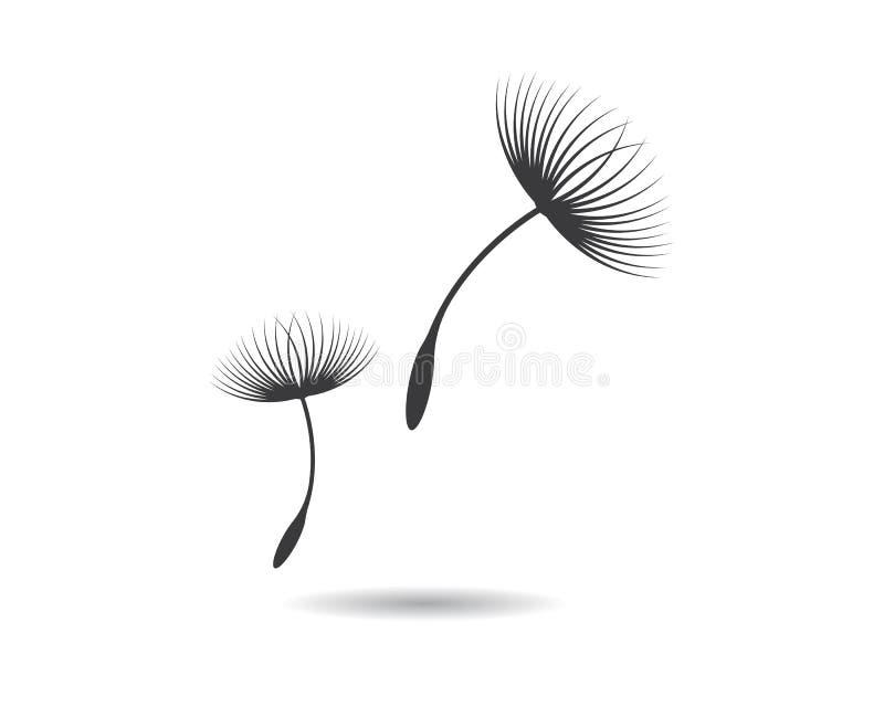 L?wenzahnvektorillustration vektor abbildung