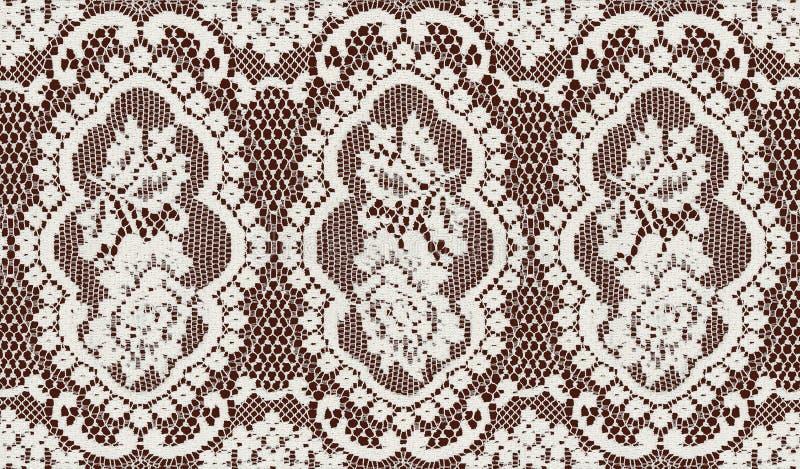 Laço branco fotografia de stock royalty free