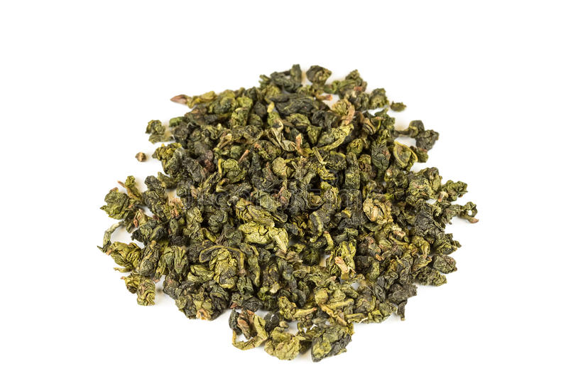 Laço GuanYin do chá de Oolong fotografia de stock
