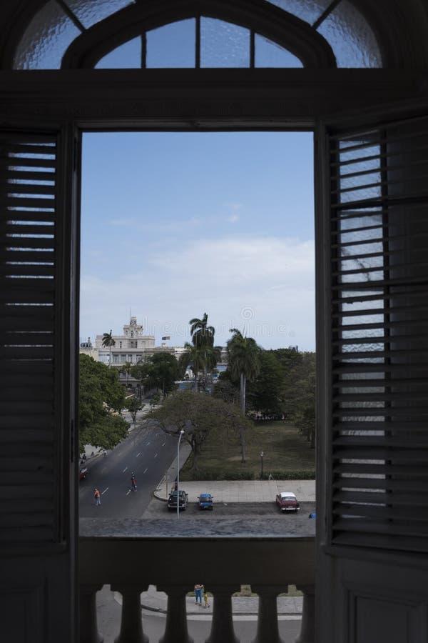 La哈瓦那 库存照片