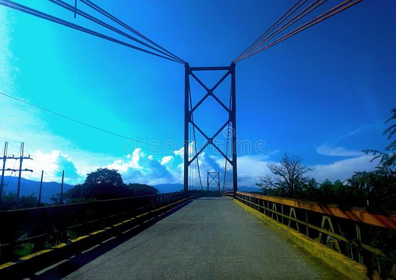 la瓦尔del卡克塔省维多利亚Chuch在哥伦比亚 库存图片