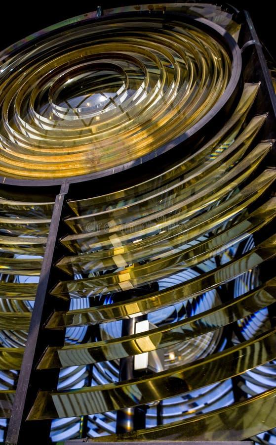 La óptica de la casa ligera fotos de archivo libres de regalías
